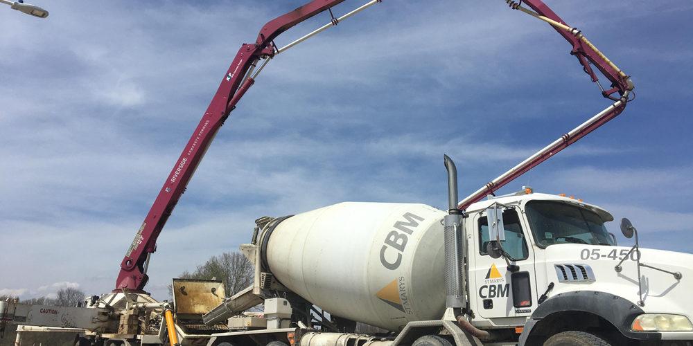 Concrete Pump Truck Services & Rentals | Riverside Concrete