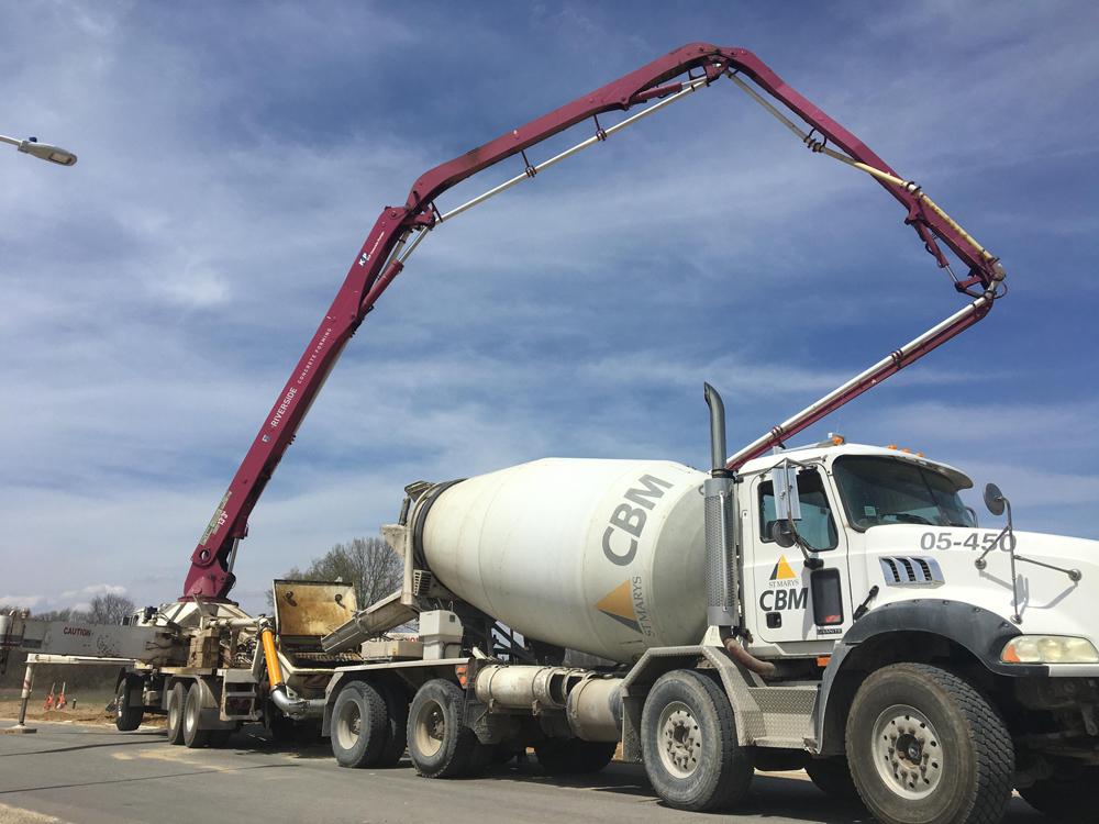 Concrete Pump Truck Services & Rentals